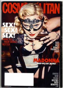 COSMOPOLITAN MAGAZINE USA - SUBSCRIBERS COVER (MAY  2015)